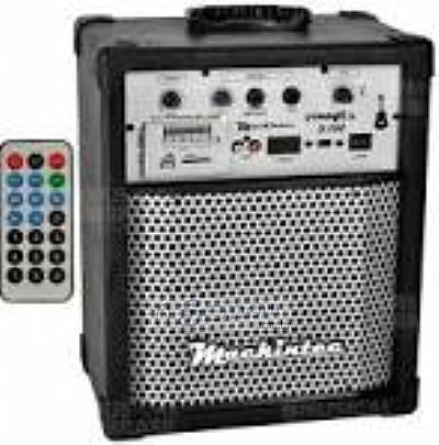 AMPLIFIED MACKINTEC BOX WITH USB, FM, SD X-150