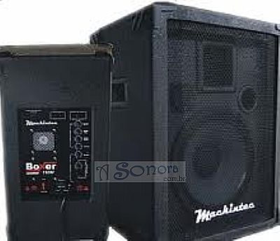 ACTIVE BOX MACKINTEC 250W SUBWOOFER WITH AUTO 15 P