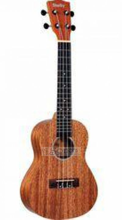 SHELBY ELECTRIC SOPRANO UKULELE CHIP