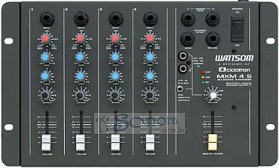 SOUNDBOARD WATTSON MXM4S 4 CHANNELS