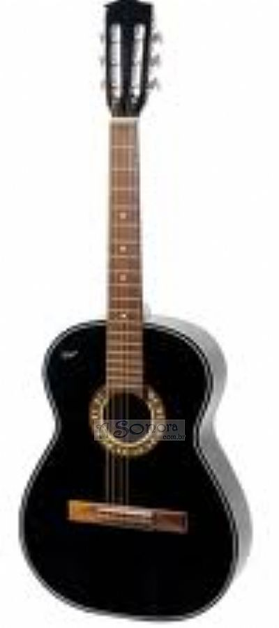 GUITAR BLACK CLEF ACUSTICO NO. 15