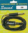 CONTACT PICKUP FOR GUITAR SOUND 2B